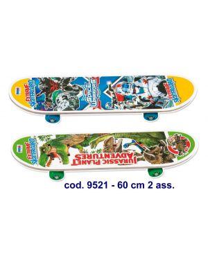 Extreme skateboard in legno 60x15 cm modelli assortiti ronchi supertoys 9521_77933