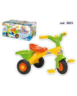 Triciclo freccia kids a pedali ronchi supertoys 9621_77939