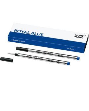 refill royal blue (blu)-m Mont Blanc 124504 4017941963918 124504