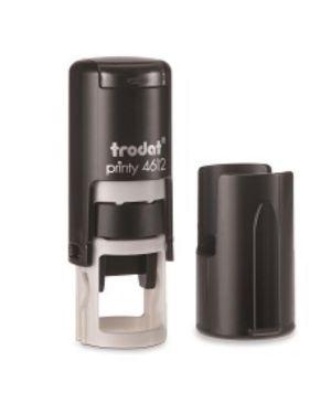 Timbro printy 4612 nero-con cappucc Trodat 91527 92399915270 91527