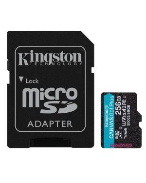 256gb microsdxc canvas go plus Kingston SDCG3/256GB 740617301250 SDCG3/256GB