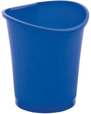 Basko 18 Cestino gettacarte 18 litri blu Esselte ES_52509