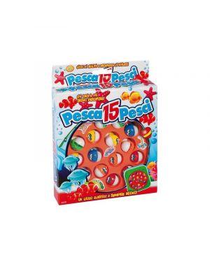 Gioco pesca 15 pesci ronchi supertoys 8659_77897