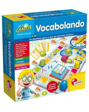 Piccolo genio ts Vocabolando Lisciani cod. 48878_77825 48878_77825