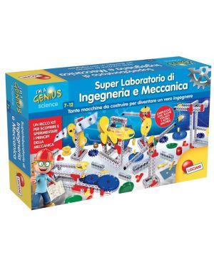 I'm a genius Super Laboratorio di Ingegneria e Meccanica Lisciani cod. 51762_77848 51762_77848