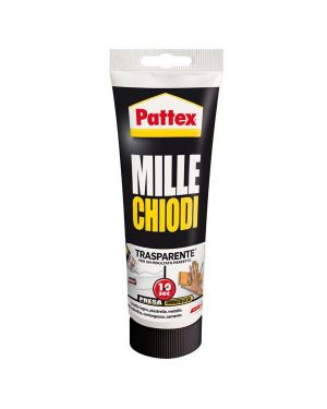 Adesivo pattex millechiodi trasparente 200gr 1948311 3178040671157 1948311_57793 by Pattex