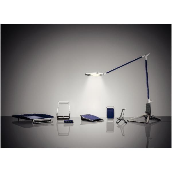 Lampade Da Ufficio A Led.Lampada Da Tavolo Smart Led Ner Sat Leitz 62080094