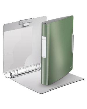 Raccoglitore ad anelli SoftClick Leitz Active Style Verde celadon ES_42450053