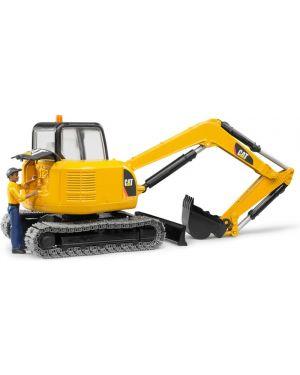Cat mini scavatore bruder 02456_78243