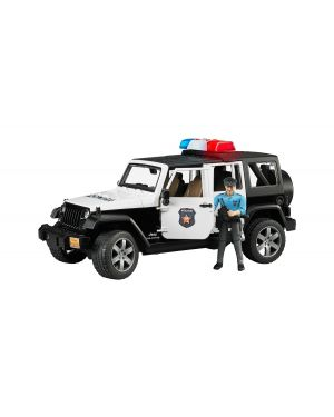 Jeep wrangler unlimited rubicon polizia bruder 02527_78244
