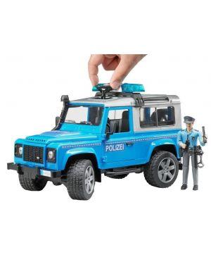 Landrover defender station wagon polizia bruder 02597_78248