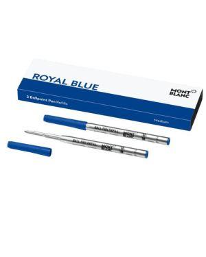 refill royal blue (blu)-m Mont Blanc 124493 4017941963802 124493