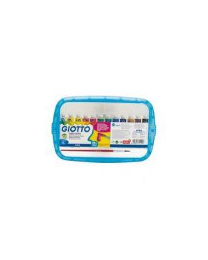 Box 12 tubetti tempera 12ml giotto tubo 4 assortito 30410000 8000825311000 30410000 by Giotto
