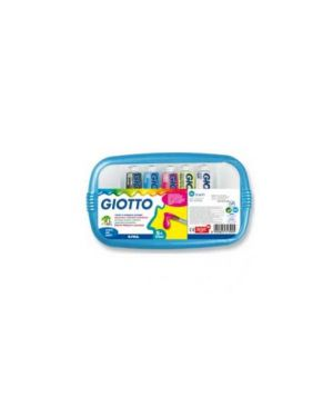 Box 5 tubetti tempera 21ml giotto tubo 7 assortito 32710000 8000825313905 32710000 by Giotto