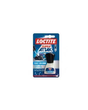 Colla super attak easy brush 5gr 2632157 8000776281841 2632157 by Loctite