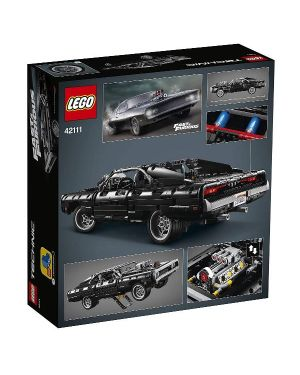 Dom s dodge charger Lego 42111A 5702016617498 42111A