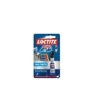 Colla super attak 4gr original 2632815 8004630914555 2632815 by Loctite