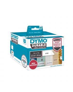 Etichette durable industrial dim. 25x25mm 850x2 rt multiuso 2112286 71701002464 2112286