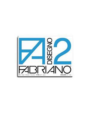 Album disegno 24x33 fa2 fg.10 ruvido FABRIANO 4004105 8001348107347 4004105