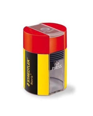 Temperamatite 1 foro noris c/contenitore staedtler 511004