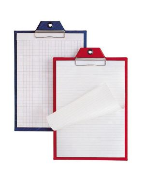 Portablocco superblok s rosso 21x29.7 cm (a4 29302212 8004972000978 29302212 by Sei Rota