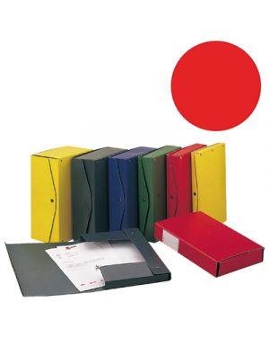 Portaprogetti project dorso 4 rosso ACCO 23311 8004389082420 23311