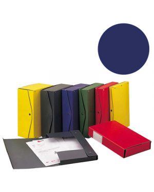 Portaprogetti project dorso 6 blu ACCO 23404 8004389007287 23404