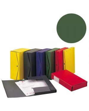 Portaprogetti project dorso 8 verde ACCO 23714 8004389007386 23714
