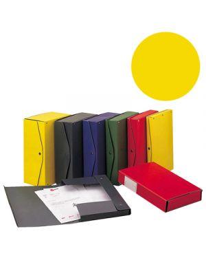 Portaprogetti project dorso 12 giallo ACCO 24006 8004389082482 24006 by King Mec