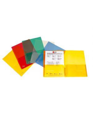 Cartellina plastica full con tasche interne assortiti ACCO 111455 8004389068059 111455