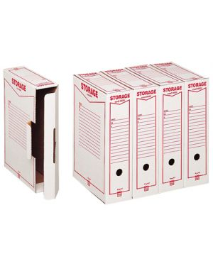 Scatole archivio storage King Mec 160100 8013001022942 160100 by King Mec