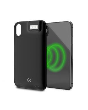 Powercase wireless ip xs - x bk Celly POWERCASE900BK 8021735750154 POWERCASE900BK