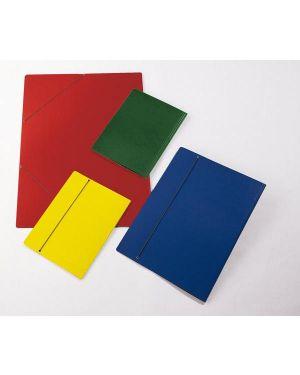 Cartellina c - elastico cartone plastificato 35x50cm rosso 35el CG0035LDXXXAN02 8001182009135 CG0035LDXXXAN02