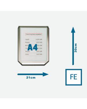 Display a4 verticale per colonnina 600g stilcasa 605V 8033630004041 605V