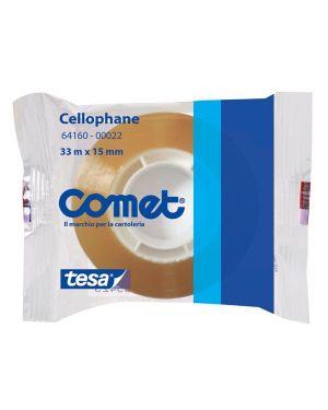 nastro ades trasp15mmx33m Comet 64160-00030-01 4042448838353 64160-00030-01 by Comet