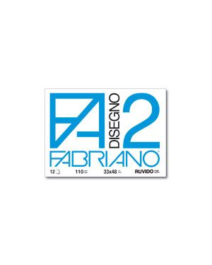 Cartella disegno fa2 33x48 fg.12 ruvido FABRIANO 6000534 8001348161646 6000534 by Fabriano