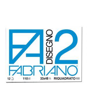 Cartella disegno fa2 33x48 fg.12 l - squadrato FABRIANO 6201534 8001348161660 6201534 by Fabriano
