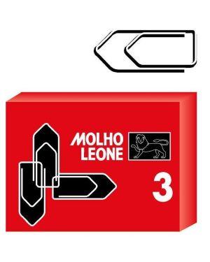X100fermagli zincati nr3 Molho Leone 21113  21113 by No