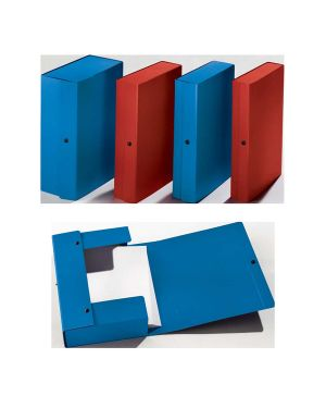 Scatola progetto 1908e azzurro d. 8cm f.to 25x35cm CONFEZIONE DA 10 CG1908EDXXXAC06