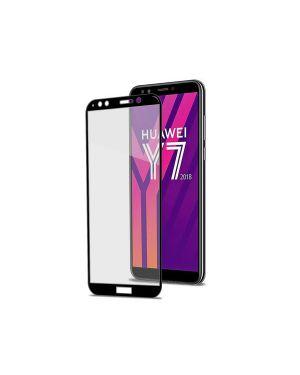 Full glass y7 2018 black Celly FULLGLASS762BK 8021735743422 FULLGLASS762BK