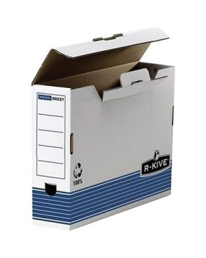 Scatola archivio r-kive a4 dorso mm.80 FELLOWES 26401 0043859520992 26401 by R-kive