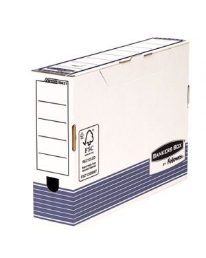 Scatola archivio r-kive legal dorso mm.80 FELLOWES 23701 0043859578023 23701
