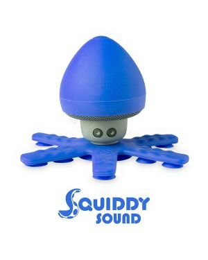 Squiddy speaker bl Celly SQUIDDYSOUNDBL 8021735751236 SQUIDDYSOUNDBL