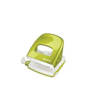 Perforatore 2 fori NEXXT SERIES 5008 WOW max 30fg verde metal LEITZ 50082164