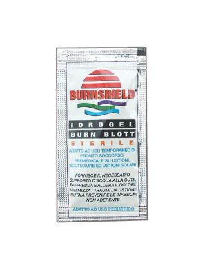 Idrogel in busta sterile 3,5g per ustioni cutanee PRE010 8034028012617 PRE010 by Pvs
