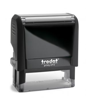 Timbro original printy 4.0 4913 58x22mm 6righe autoinch. personalizzabile trodat 43072. 92399430728 43072. by Trodat