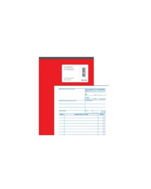 DOCUMENTO DI TRASPORTO 150x225mm 50fgx3 copie(mitt-dest-vett) BM 100401