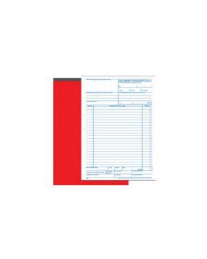 BLOCCO DDT 225X297mm 50fgx3copie (mitt-dest-vett) BM CONFEZIONE DA 5 100237