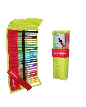 Rotolo verde 25 pennarelli stabilo® pen 68 IT6825/068 4006381426343 IT6825/068