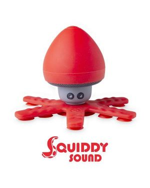 Squiddy speaker rd Celly SQUIDDYSOUNDRD 8021735751243 SQUIDDYSOUNDRD by No